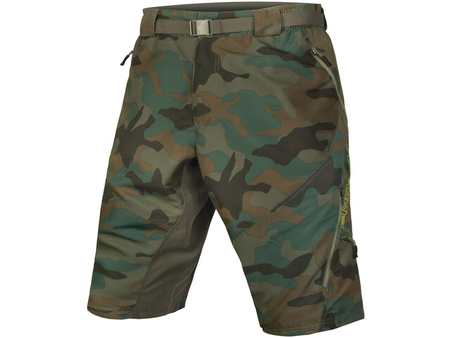 Endura Hummvee II Shorts Men, camouflage